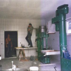 Bau Mosterei 1999 2